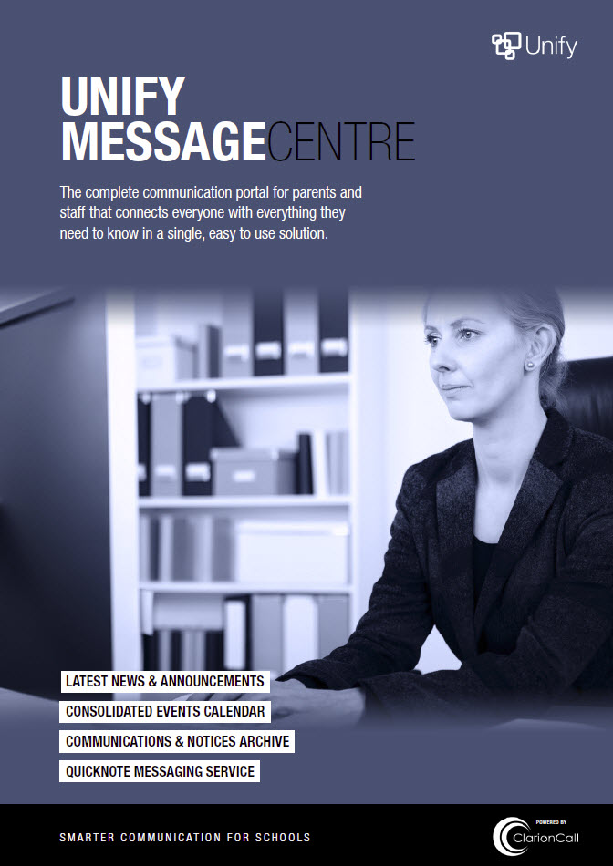 Message Centre